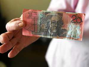 Fake Chinese money a kick in the guts for pensioner