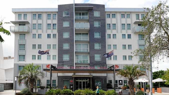The Metro Hotel Ipswich International.