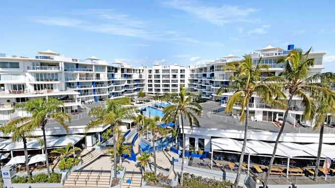 Oceans Resort and Spa has won Hotel of the Year.