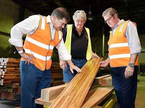 $1.75 million to carve new age for M'boro timber industry