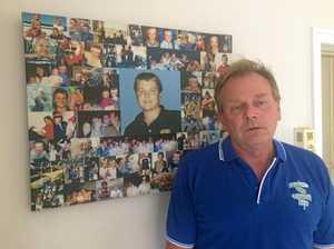 Man slams greed, deceit surrounding his son's death