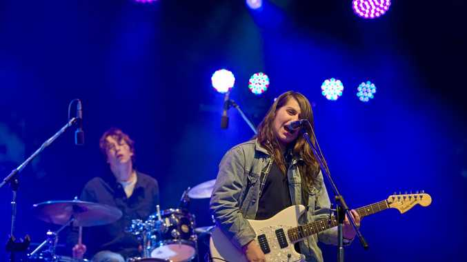 SOUNDS OF SUMMER: Alex Lahey and The Belligerents are coming to Sunshine Beach Surf Club on Sunday.