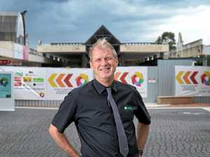 Demolition ramps up as mall makes way for new centre