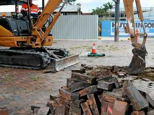 What will happen to Ipswich Mall after council is sacked