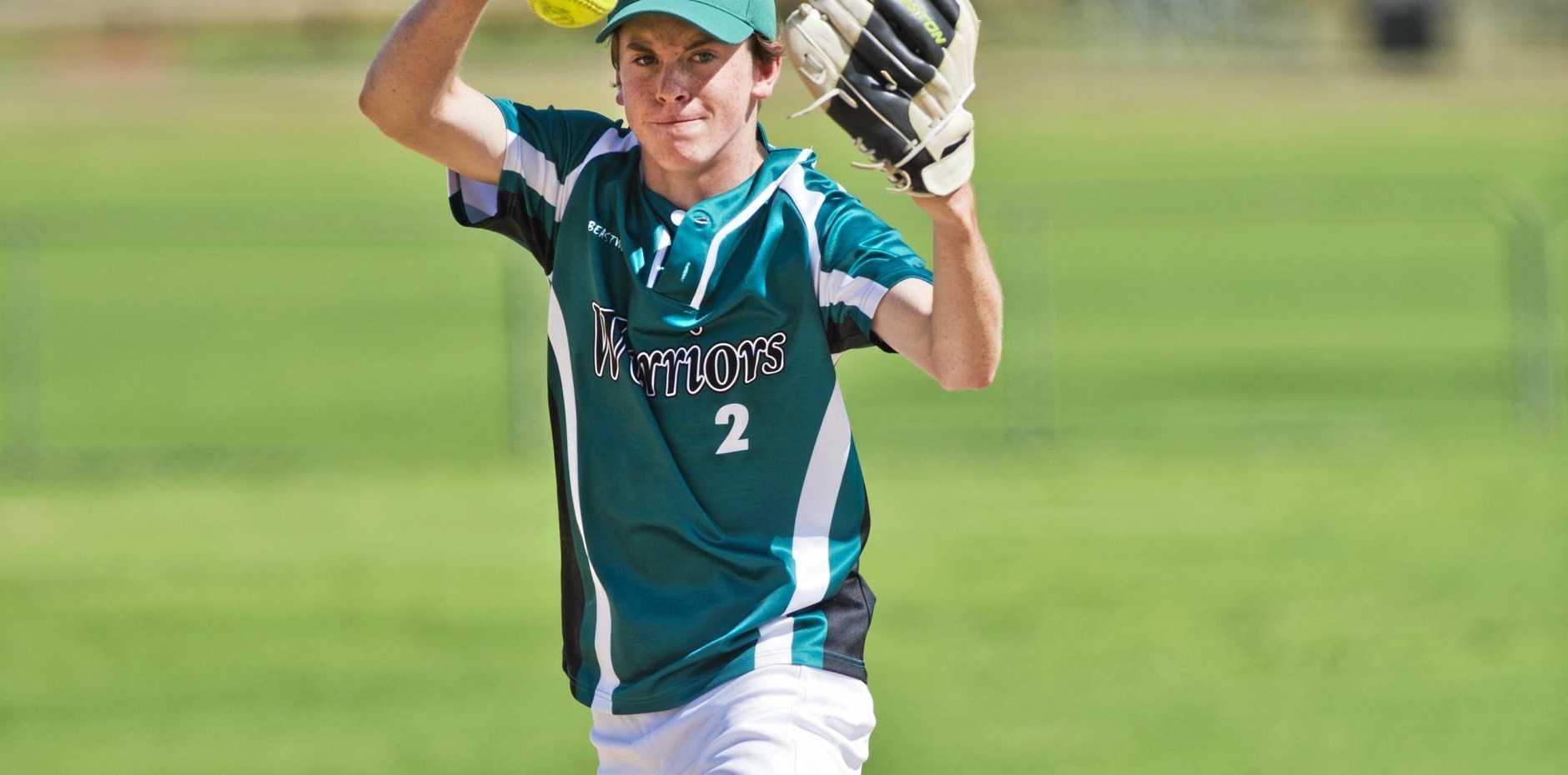 Toowoomba softball Nicholas Murphy has been named in the Australian under-17 boys squad.