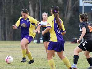 Lack of interest ends Women's Wide Bay League - for now