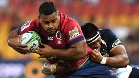 Taniela Tupou is a rare talent.