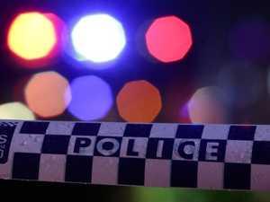 Two boys, 14, avoid road spikes, roll stolen car