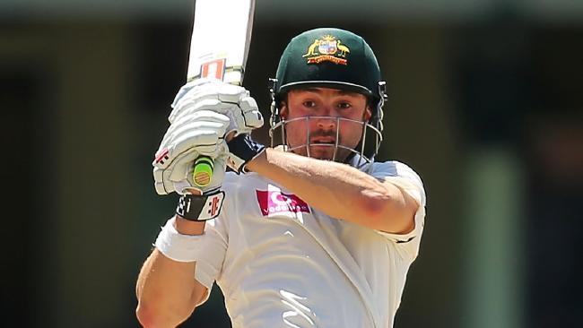 Ed Cowan scored one Test century for Australia.