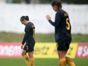 Play-off ends in whimper for disappointing Matildas