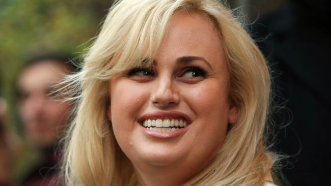 Rebel Wilson leaves the Melbourne Supreme Court after the jury came back in favour of the actress in her defamation trial against Bauer Media last year. Picture: Aaron Francis/The Australian