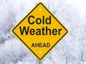 ICE-COLD: Temps tipped to plummet