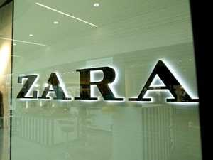 Get your credit cards ready ... Zara will launch online in Australia on March 14. Picture: Scott Fletcher