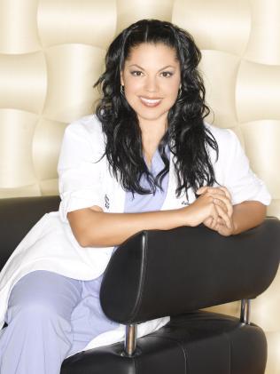 Ramirez played Callie Torres on Grey's.