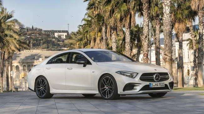 AMG CLS 53: New 3.0-litre engine gets turbocharging and electric boost.