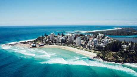 The Gold Coast has posted an increase in both house and unit sales. Picture: Destination Gold Coast