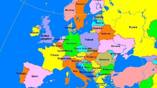 Political tensions have clocks across continental Europe losing minutes.