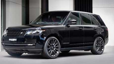 Dream car: Range Rover Vogue
