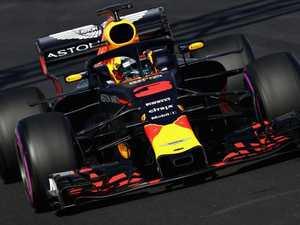 Scorching Ricciardo fires F1 warning