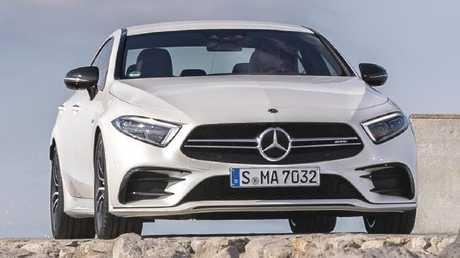 Der neue Mercedes-AMG CLS 53 4MATIC+