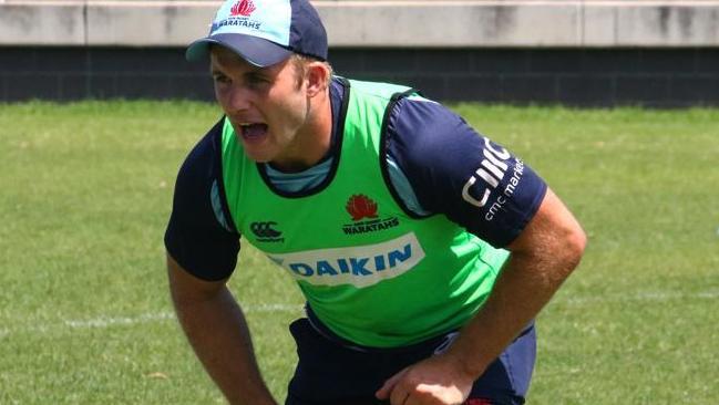 NSW Waratahs player. Will Miller Picture: Jamie Conroy/Waratahs media