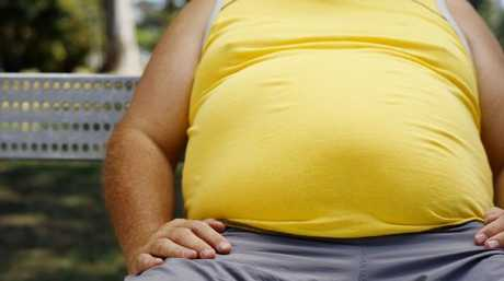 Men drink more than women, and are more likely to be overweight. Picture: Thinkstock