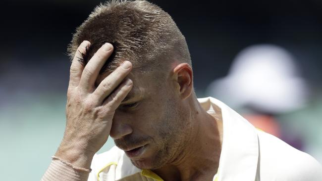 One more charge will see David Warner miss a Test.