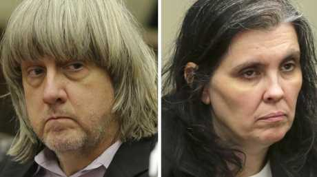 David and Louise Turpin have been charged with more than 80 charges ranging from torture, to child abuse and false imprisonment. Picture: Terry Pierson/The Press-Enterprise