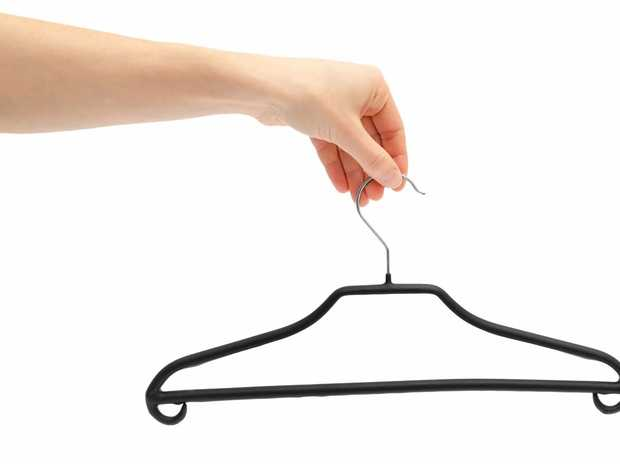 SAVVY TRAVELLERS: Pack at least one light-weight coat hanger; it's amazing how much use you can make of it.