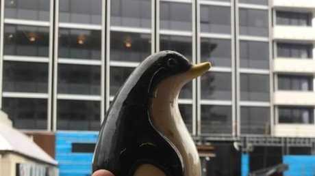 Fake Shillam penguin.