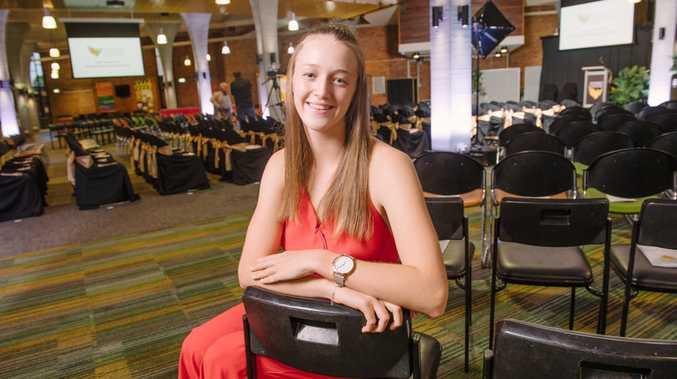 USQ Toowoomba Chancellor's Scholarship recipient Shana