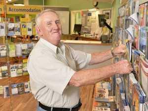 Bruce retires after 30 years of volunteering