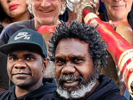 Yothu Yindi and the Treaty Project will liven up the main stage at Surfers Paradise.