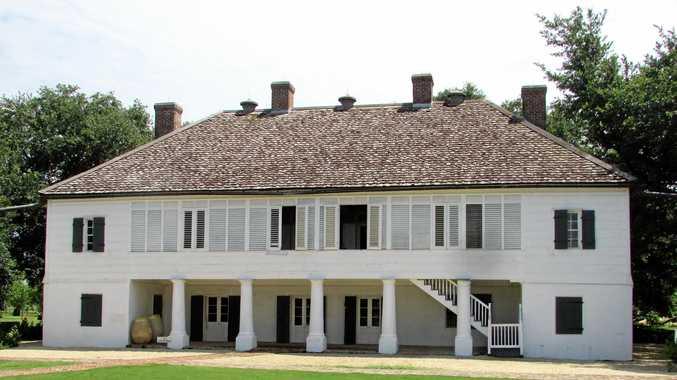 Historic plantation home reveals story of slavery