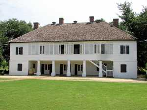 Historic plantation home reveals story of slavery