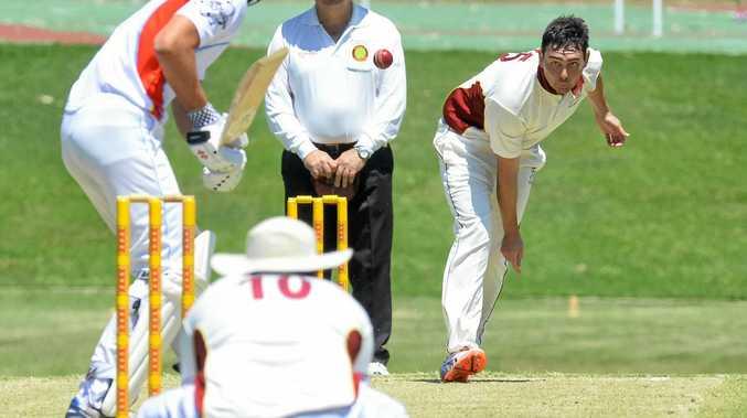 KEY ROLE: Centrals bowler Rhys O'Sullivan.