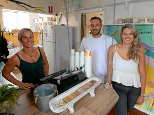 Yeppoon couple's leap from customers to cafe owners