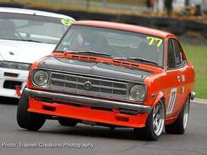 Short circuit racing this weekend at Morgan Park
