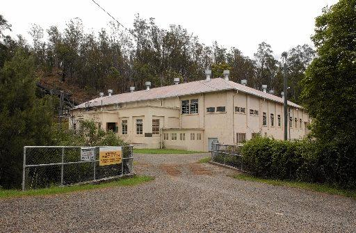 The Nymboida Power Station has sat idle since 2013.
