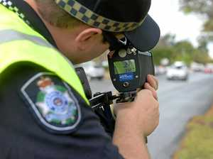Thirteen speeders caught in one-day blitz
