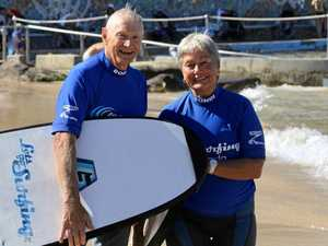 Silver Surfers making waves at festival time