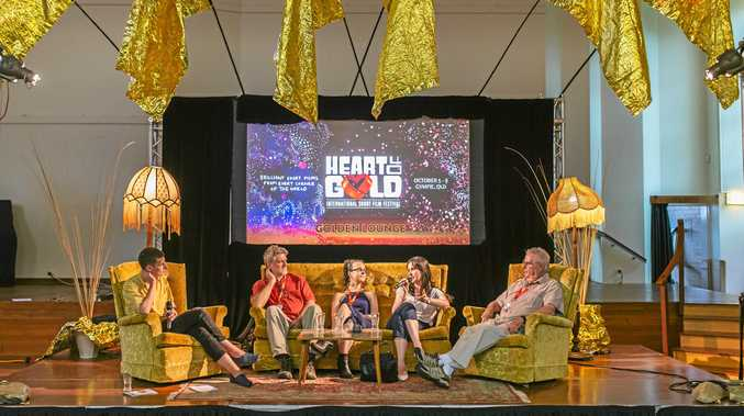 IT'S A BIG DEAL: The Heart of Gold Film Festival brings high calibre films from all over the world to Gympie.