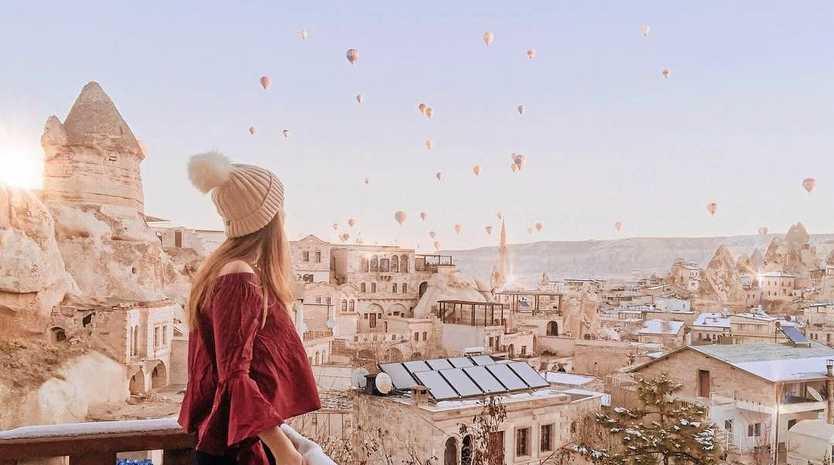 TRAVELLER: Warwick woman Haylee Forbes documented her year-long trip through Europe on her blog Haylee's Words of Wander.
