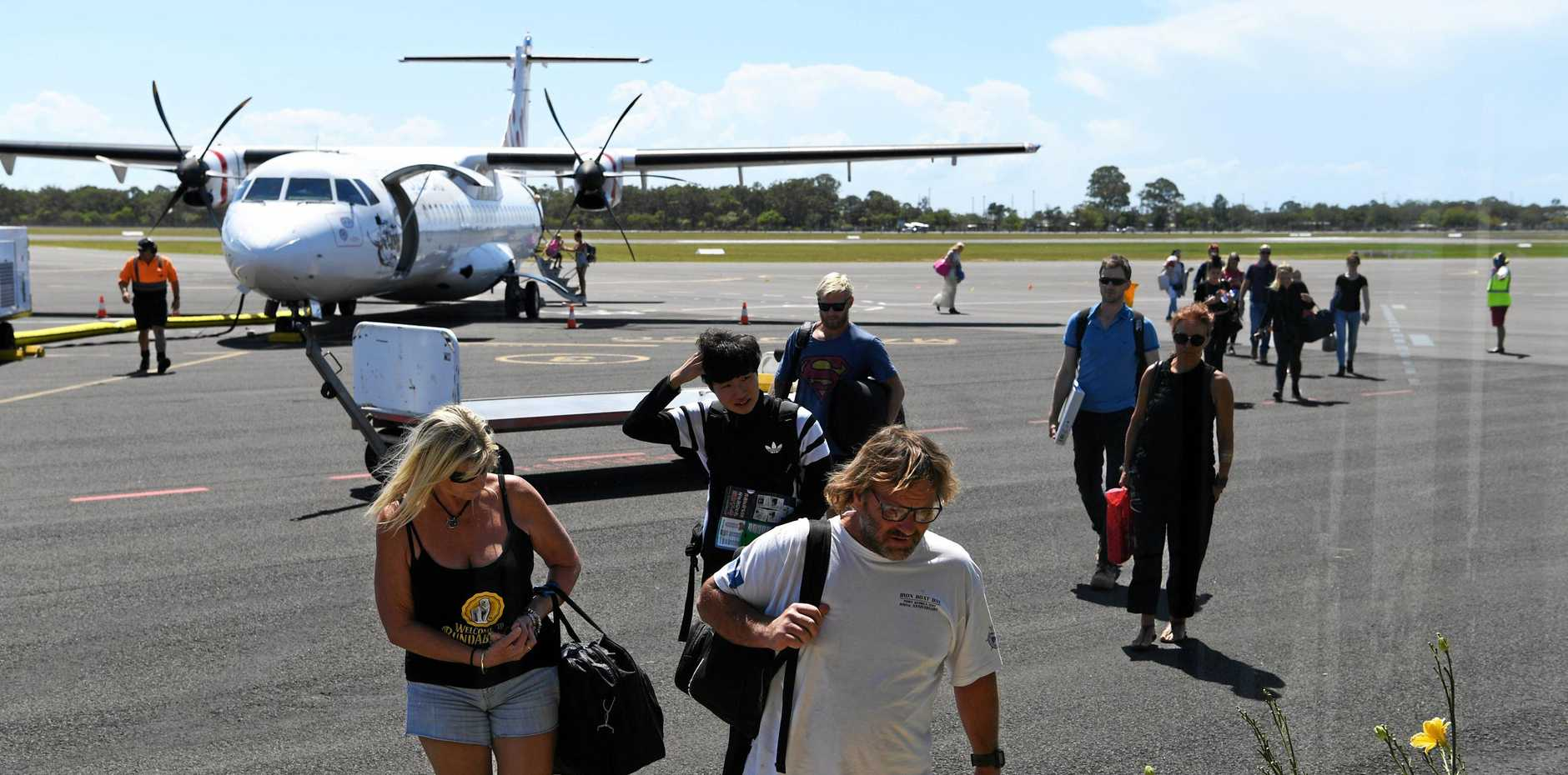 AIMING HIGH: Developers behind a mooted $25 million, 120-bed hotel near the Bundaberg Airport hope to capitalise on the region's tourism.