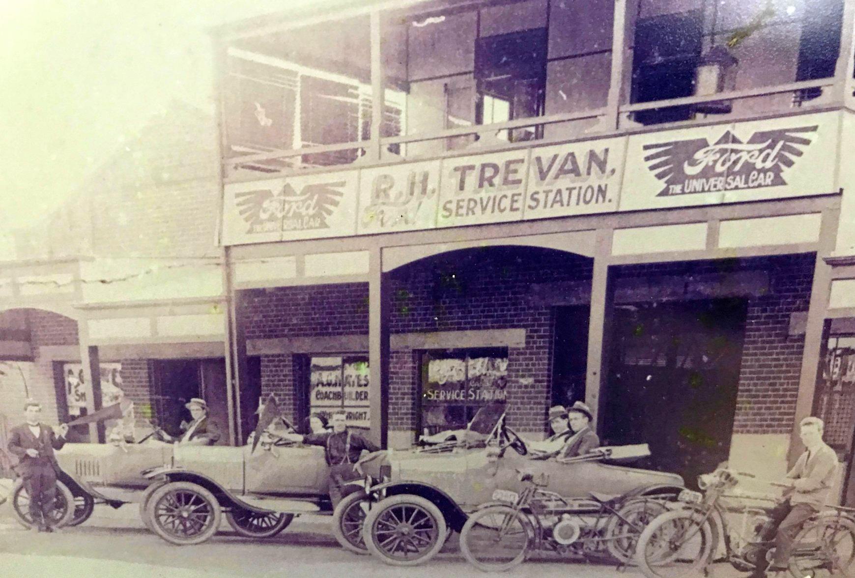 HAyes Toyota History