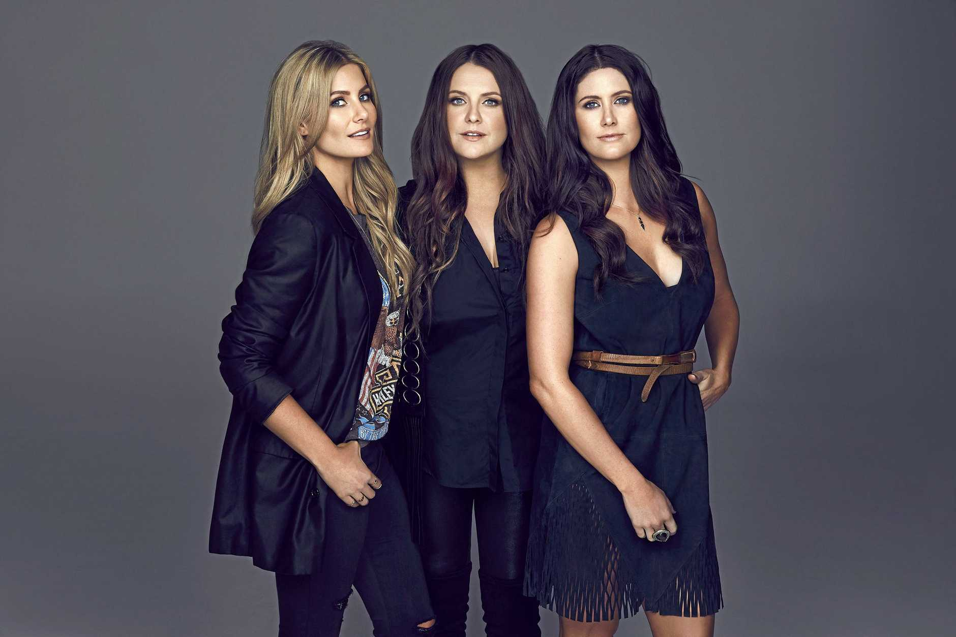 The McClymonts - Sam, Brooke and Mollie - will host the 2018 CMC Music Awards live from The Star Gold Coast.