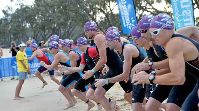 Mooloolaba Triathlon Festival will run from March 9-11.