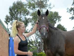 Hodder gives newcomer a first gallop