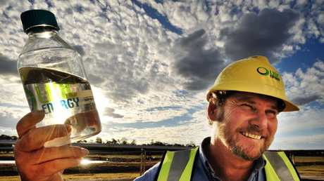 Former Linc Energy CEO Peter Bond has been charged over the site's contamination.