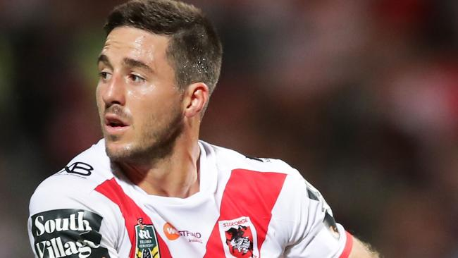 Ben Hunt made a great Dragons debut on Thursday night.